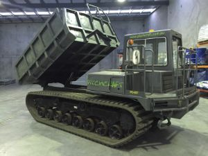 Large Tracked Dumpers